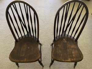Vintage Windsor Chairs for Sale in Hacienda Heights, CA