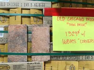 Old Chicago Thin-Brick for Sale in Las Vegas, NV