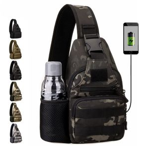 Chest or shoulder crossbody bag for men for Sale in Modesto, CA