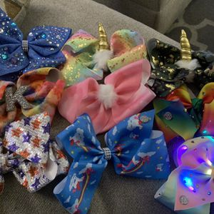Jojo Siwa Hair Bows for Sale in Lantana, FL