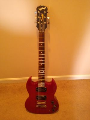 Guitars and effects pedal deal for Sale in Sheffield, OH