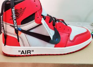 Jordan 1 Retro High Off-White Chicago for Sale in The Bronx, NY