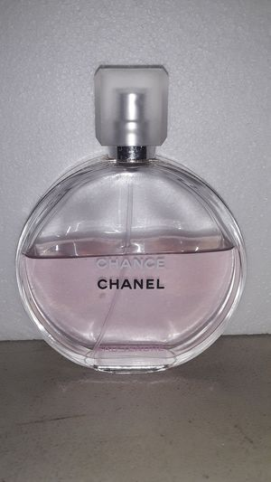 Chance Chanel Perfume for $40 FIRM PRICE for Sale in South El Monte, CA
