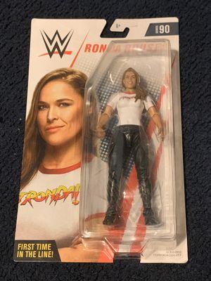 Wwe Ronda Rousey figure for Sale in Whittier, CA