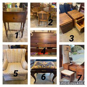 Misc Furniture for Sale in Montesano, WA