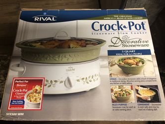 Crock pot for Sale in Silver Spring,  MD