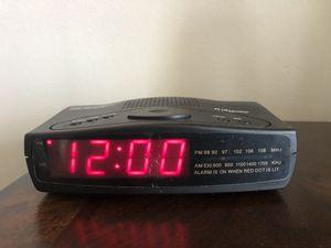 Registry alarm, FM clock for Sale in Plano, TX