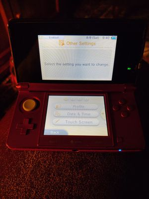 Nintendo 3DS red flame for Sale in Avon, CT