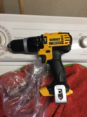 Dewalt new hammer drill tool only firm price no offers for Sale in Lemon Grove, CA