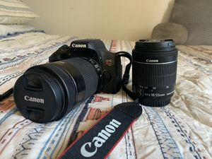 Canon T6i Rebel for Sale in Newark, CA