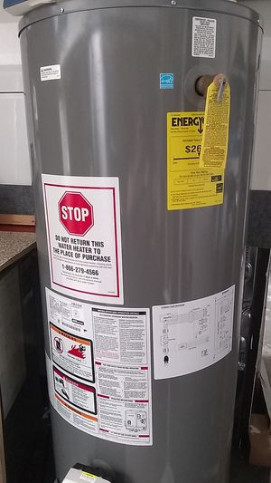 Water heaters warehouse ‼️🆕 50/60/75 gallons‼️ for Sale in Santa Fe Springs, CA