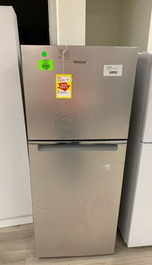 WHIRLPOOL WRT112CZJZ TOP FREEZER REFRIGERATOR L79 for Sale in Ontario, CA