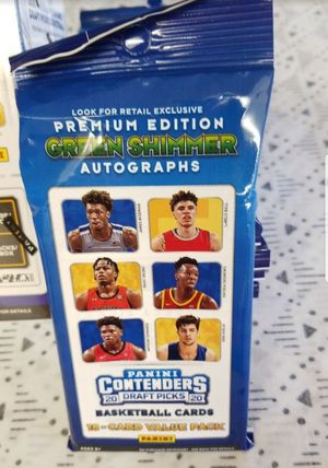 Panini 2020 contenders draft picks packs for Sale in Corona, CA