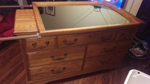 Two dressers one mirror for Sale in Nashville, TN