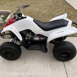 2004 Yamaha Raptor 50cc Para Niños Incluidas Las 4 Llantas Nuevas for Sale in Irving, TX