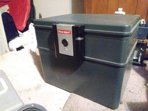First Alert fireproof safe for Sale in Knoxville, TN