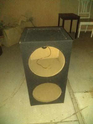 Speaker box for Sale in Hesperia, CA