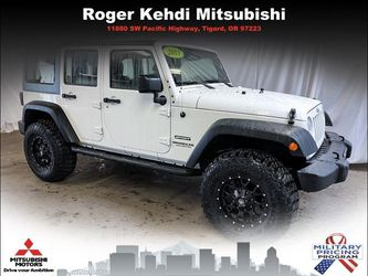 2015 Jeep Wrangler Unlimited for Sale in Tigard,  OR