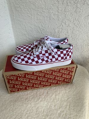$50 Women's Vans Brand New Size 6 and 7.5 for Sale in Sacramento, CA