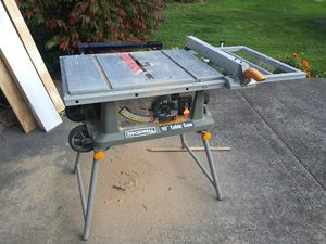 Table saw for Sale in Vermilion, OH