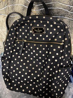 Kate Spade Polka Dot Backpack for Sale in San Francisco, CA