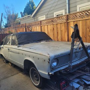 1967 Plymouth Valiant for Sale in San Jose, CA
