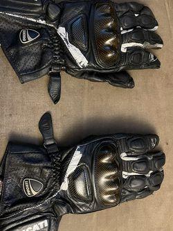 Ducati Riding Gloves for Sale in Tacoma,  WA