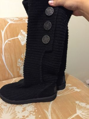Used, Woman's classic Cardy uggs for Sale for sale  Fort Lee, NJ