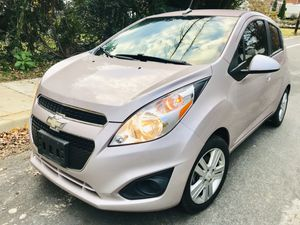 Champagne PINK ** 2013 Chevrolet Spark ** Uber Lyft Ready * Great for a first car ' Touch Screen for Sale in Beltsville, MD