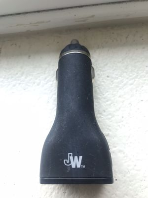 Just Wireless In-Car FM Radio Transmitter Adapter for Sale in Encinitas, CA