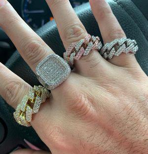 Rings 40-50-100$ for Sale in Miami, FL