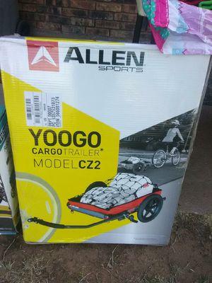 Cargo for a bike for Sale in Wichita Falls, TX