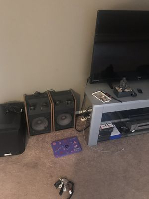 Bose serious 301 for Sale in Cleveland, OH