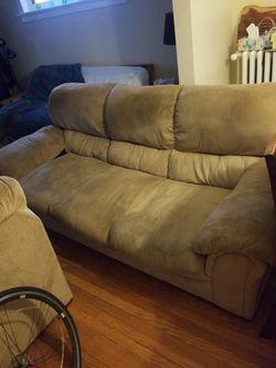 Couch, Love Seat And Recliner for Sale in St. Louis,  MO