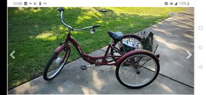 Schwinn Meridian ELECTRIC Adult Trike Bicycle for Sale in Austin, TX