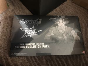 Bandai SDCC exclusive Goku Evolution Pack for Sale in Pinole, CA