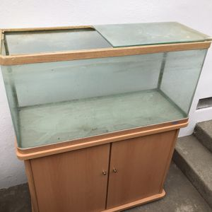 55 Gallon Aquarium for Sale in Chino, CA