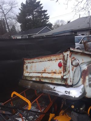Chevy pickup bed trailer 300 Obo for Sale in Portland, OR