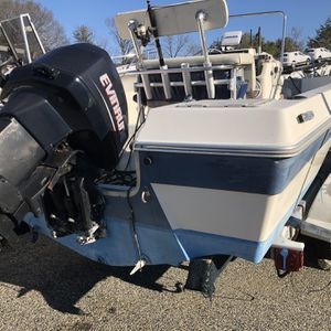 17ft With Evinrude for Sale in East Greenwich, RI