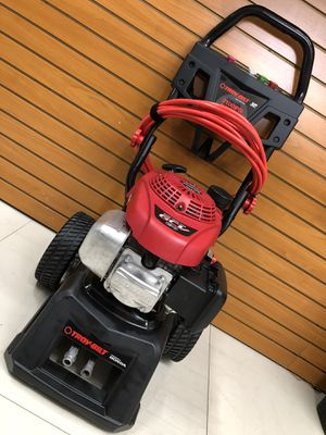 Troy-Bilt Honda XP 3100-PSI 2.7-GPM Cold Water Gas Pressure Washer for Sale in Fort Lauderdale, FL