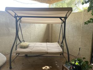 Porch/patio swing for Sale in Glendale, AZ