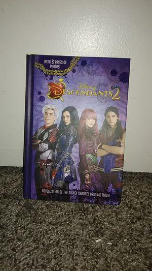 Descendants 2 Book for Sale in Corona, CA