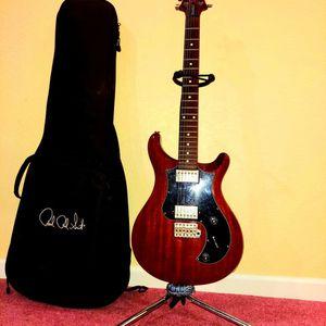 Electric Guitar, PRS S2 Standard 22. Vintage Cherry. for Sale in Santa Rosa Beach, FL