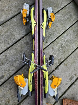 Salomon skis and bindings for Sale in Arlington, WA