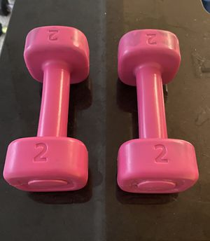 Two 2lb Dumbells for Sale in Baltimore, MD