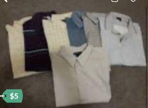 Men's Short Sleeve Shirts for Sale in Visalia, CA
