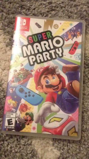 Super Mario Party - Nintendo Switch for Sale in Kent, WA
