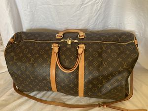 Authentic LOUIS VUITTON MONOGRAM KEEPALL 45 DUFFLE BAG for Sale in Newport Coast, CA