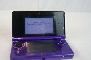 Nintendo 3DS Launch Edition Midnight Purple for Sale in Oakland, CA