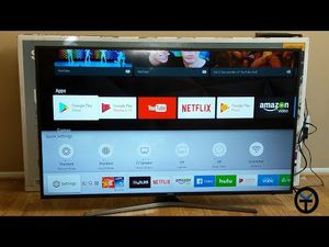 "60"" SAMSUNG 4K HDR SMART TV for Sale in Bradenton, FL"
